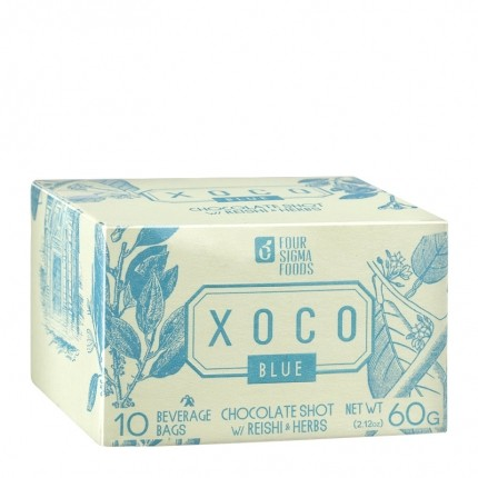 Four Sigma Foods XOCO Blue