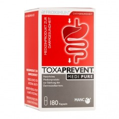 Froximun Toxaprevent Pure, 180 Kapseln