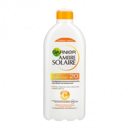 Ambre Solaire Sonnenmilch LSF 20 (400 ml)