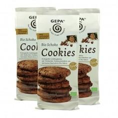 3 x Gepa Bio Schoko Cookies, Kekse