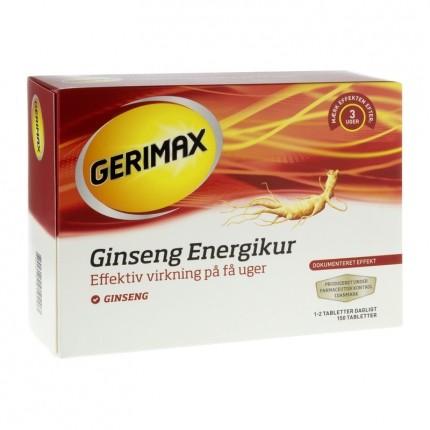 Gerimax Ren Stærk Ginseng