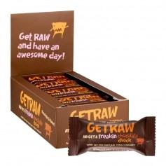 Get raw Bar Chocolate & Walnut 48g - BOX - (12x)