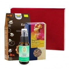 Ginger & Cocoa Energy Gift Set