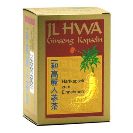 Ginseng IL HWA Capsules