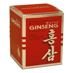 Ginseng Pur Korean Red Ginseng Capsules