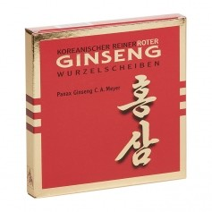 Ginseng Pur Red Ginseng Root Slices