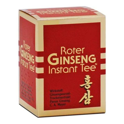 Ginseng Pur Roter Ginseng Instant Tee