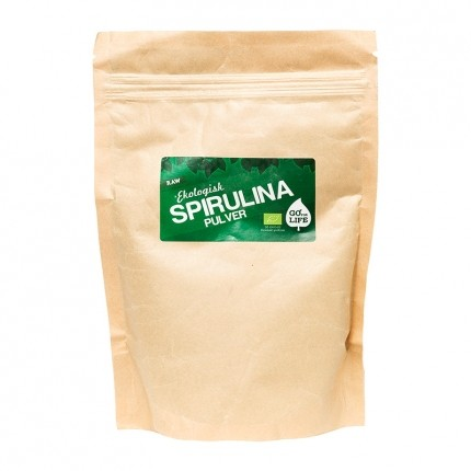 Go for life Spirulina, 90 g