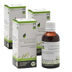 Goldruten Organic Concentrate