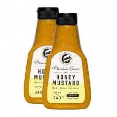 GOT7 Premium Sauce, Honey Mustard