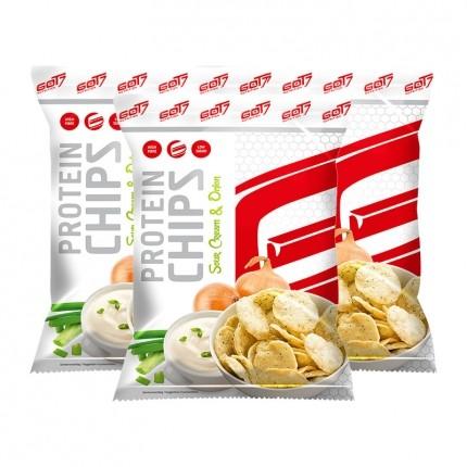 GOT7 Protein Chips, Sour Cream & Onion