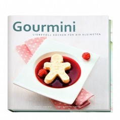 Gourmini - Liebevoll kochen für die Kleinsten Kochbuch