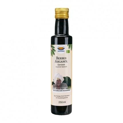 Bio Arganöl geröstet (250 ml)