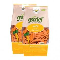 Govinda Bio Goodel Nudeln, Karotte