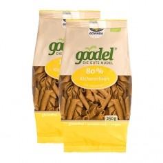 Govinda Bio Goodel Nudeln, Kichererbse-Leinsaat