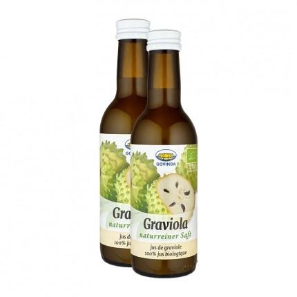 Bio Graviola, Saft (2 x 250 g)