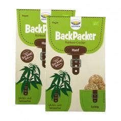 2 x Govinda Bio Hanf Cracker