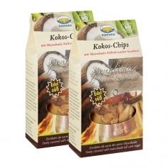 Govinda Kokoschips Bio Doppelpack