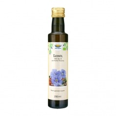 Govinda Leinöl bio, Speiseöl