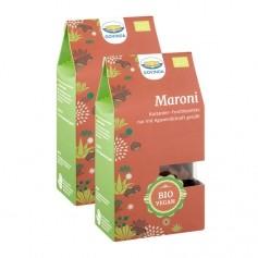 2 x Govinda Bio Maroni-Konfekt