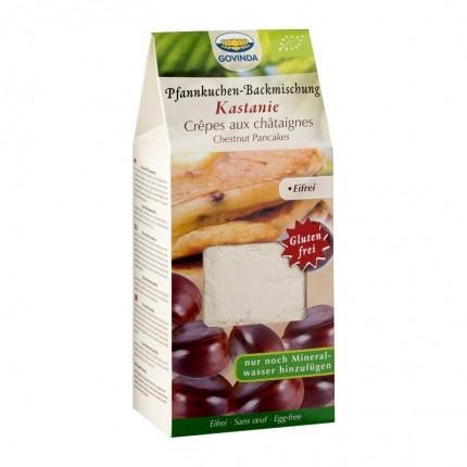 Govinda Bio Kastanien-Pfannkuchen-Mix