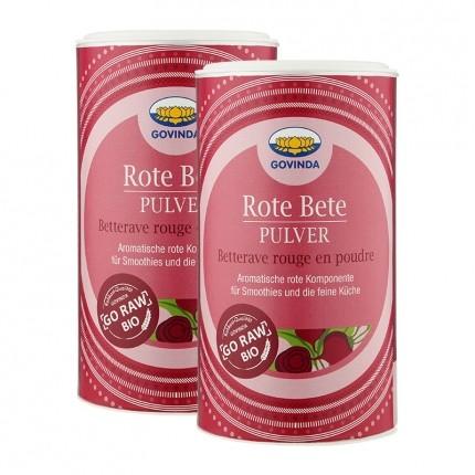 Bio Rote Beete Pulver (2 x 200 g)