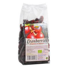 Govinda, Cranberries bio séchées