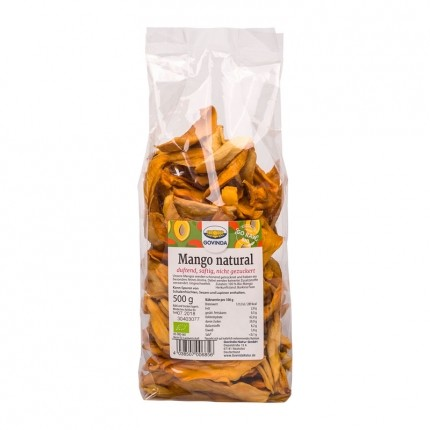 Govinda Dried Natural Mango