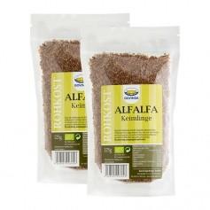Govinda, Germes d'alfalfa bio