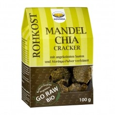 Govinda Mandel-Chia Cracker