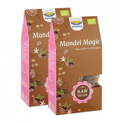 Govinda, Mandel Magic boules d'amandes à la cannelle bio