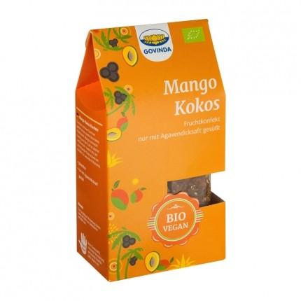 Govinda Bio Mango-Konfekt (120 g)