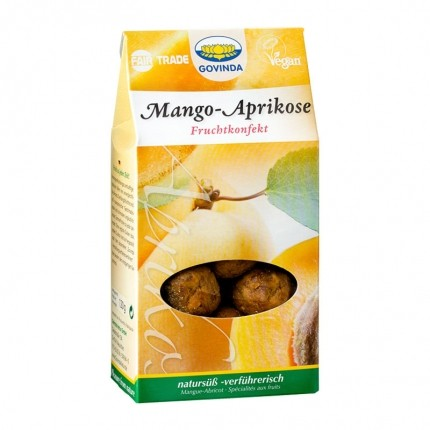 Govinda Mango-Aprikose Kugeln