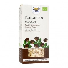 Govinda Organic Chestnut Flakes