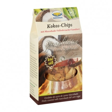 Govinda Organic Cocoa Chips