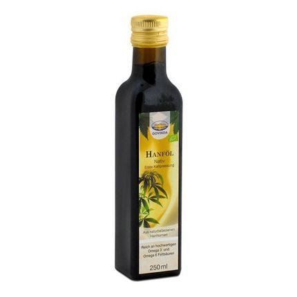 Govinda Organic Hemp Oil