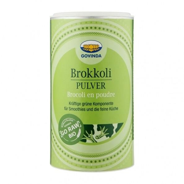 govinda poudre de brocoli bio avec la vitamine c. Black Bedroom Furniture Sets. Home Design Ideas