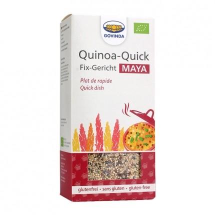 Govinda, Quinoa-Quick Maya Bio