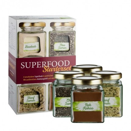 Govinda Starter-Set Superfood