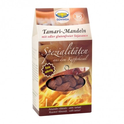 Govinda Bio Tamari-Mandeln (100 g)