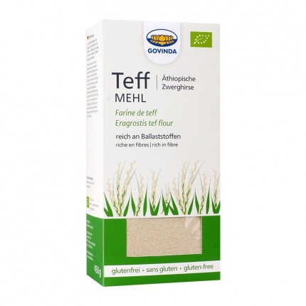 Bio Teff-Mehl (450 g)