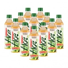 Grace Food Aloe Refresh, Erdbeere