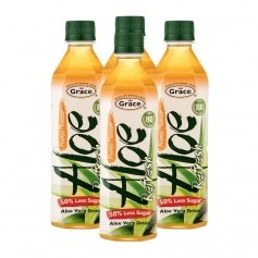 Grace Food Aloe Refresh, Mango