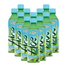 Grace Food Aloe Refresh, Zero