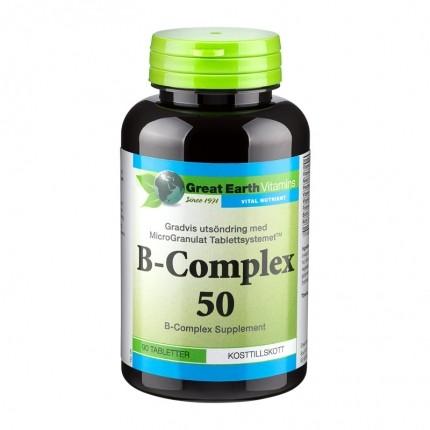 B-Complex 50 90t