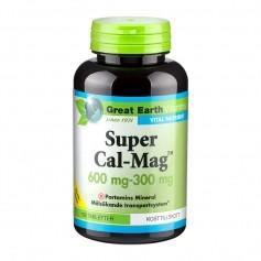 Super Cal/Mag 600/300mg 100t