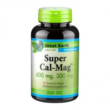 Super Cal/Mag 600-300 120k