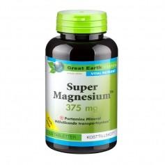 Super Magnesium 375mg 100t