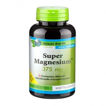 great earth super magnesium