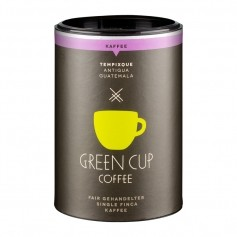 Green Cup Coffee Kaffee TEMPIXQUE